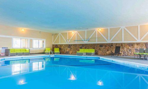 hotels with indoor pools near me
